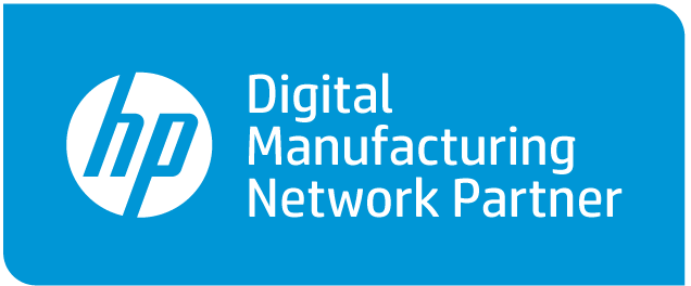 HP Digital Manufacturing Network Partner logo